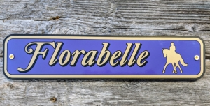 custom-signs_Florabelle-with-dressage_2020-12-14_220759.jpg - Thumb Gallery Image of Custom Signs